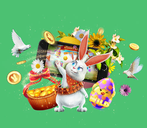 Easter arrives at Twin